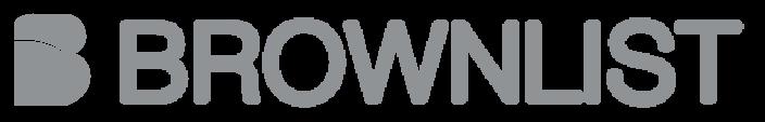 brownlist logo