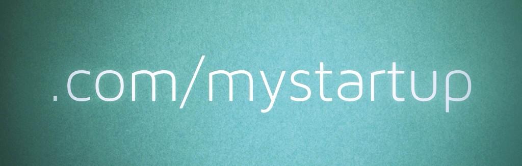 startup vanity URLs