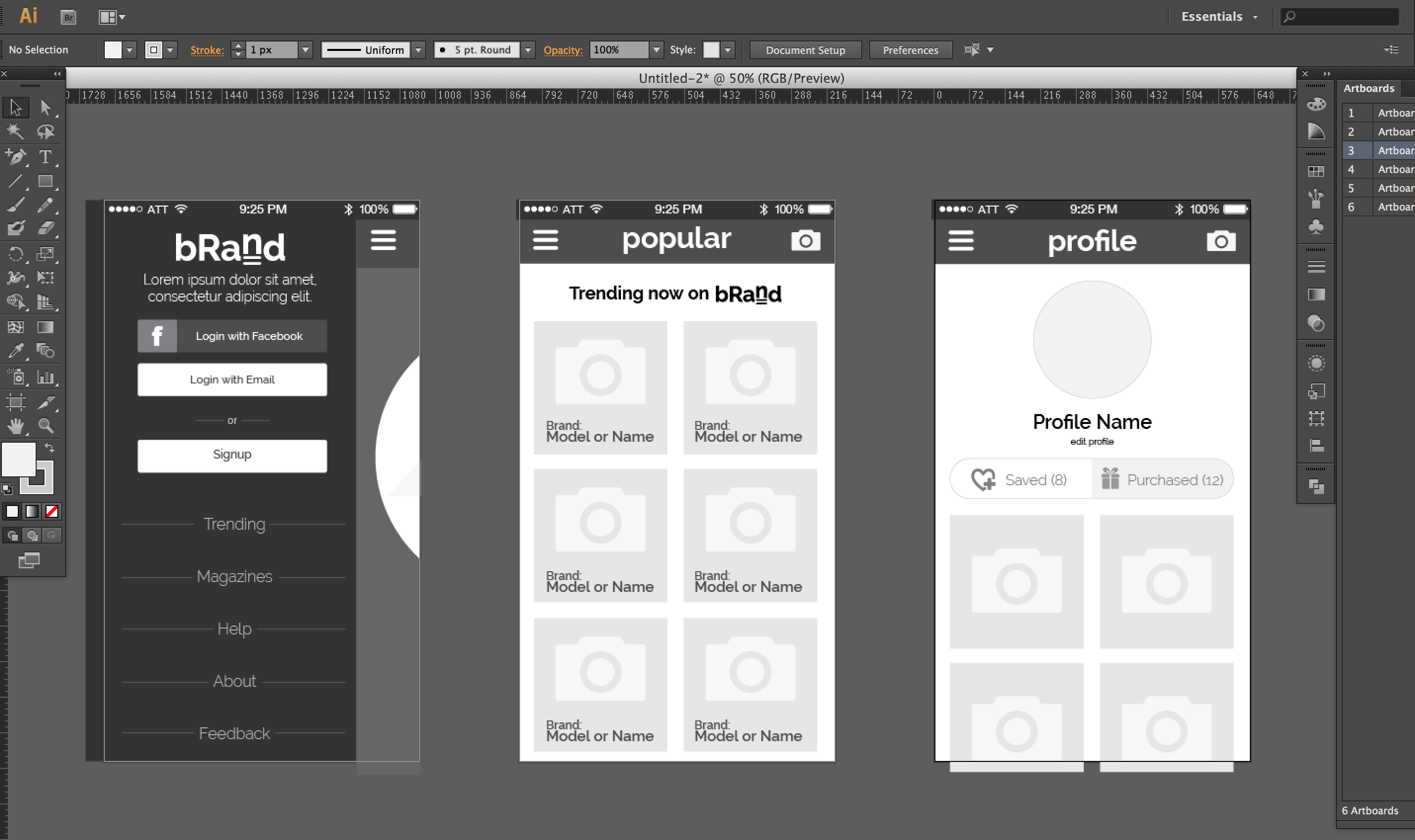 wireframes_illustrator