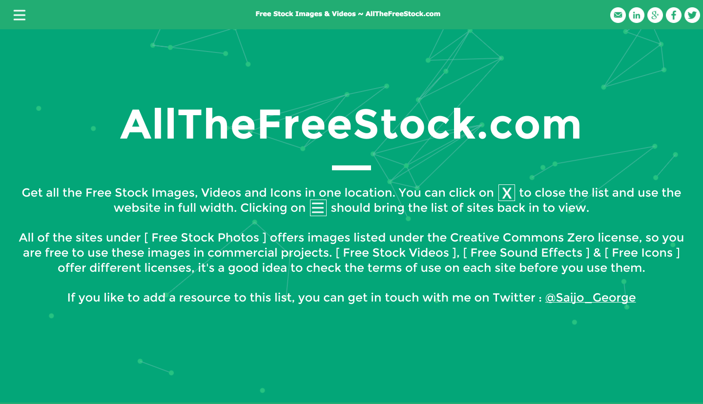 allthefreestock, free stock images, stock images, stock icons, free icons, free design sources