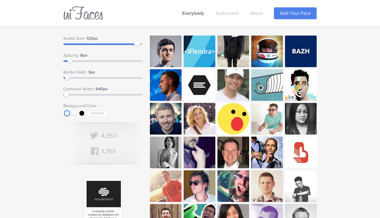 free plugin, photoshop plugin, design shortcut, startup design, profile image generator, dummy profile image, profile picture, profile picture placeholder